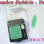 Sombra Unitária na cor: Vert (TRACTA)