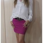 Look do Dia: Pink + Rock
