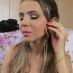 Especial Verão – Make-up Amarela