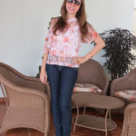 Look do Dia – blusa estampada