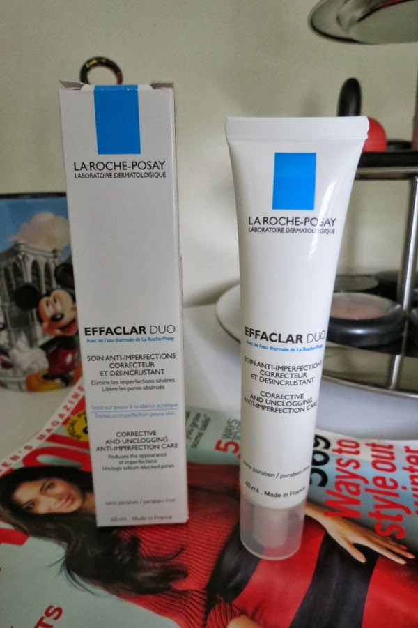 effaclar duo corrective and unclogging anti-imperfection care how to use