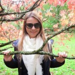 Look do Dia na Seasonal Trail em Westonbirt Arboretum