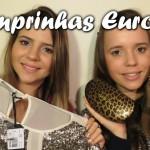 Comprinhas Eurotrip: Roupas e Acessórios