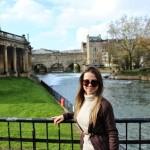 Look do Dia | Parade Gardens e Pultney Bridge