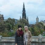 Viagem para Edimburgo   Vlog e Fotos