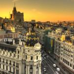 Tchuba na Europa: Madri (Dia 1)