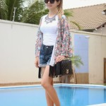 Look do Dia: o tal do Kimono