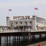 Vlog: Uma tarde em Brighton