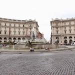 EuroVlog Dia #4 | Roma – Itália: Praça da República, Ruínas da Roma Antiga #VEDN