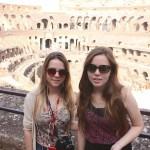 EuroVlog Dia #5 | Roma – Itália: Coliseu, Palatino e Fórum Romano #VEDN