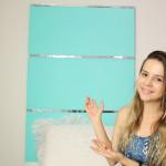 DIY: Cabeceira/Painel para cama box  | #VEDN