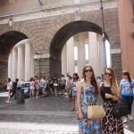 EuroVlog Dia #7 | Roma – Itália: Museu do Vaticano, Chegada em Florença #VEDN
