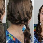 Tutorial de cabelo | Trança para usar nas festas de fim de ano
