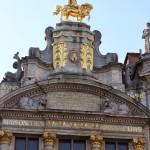 EuroVlog Dia #17  Bruxelas: O menino que faz xixi, Grand-Place, Atomium e mais!