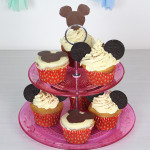 Cupcakes do Mickey (Dentro e Fora)