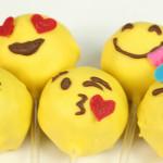 Emoji Cake Pops | Bolo no Palito de Emoji