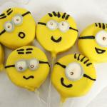 Minions Oreo Pops | Oreo no Palito de Minions
