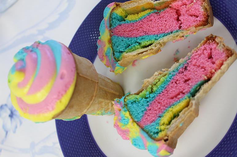 blog cupcake unicornio