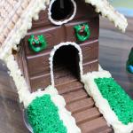 DIY Casa Comestível de Chocolate