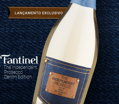 fantinel the independent prosecco denim