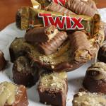 Como fazer Ovo de Colher de Twix + Trufas