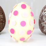 Como fazer Ovos de Páscoa Lindos e Fáceis