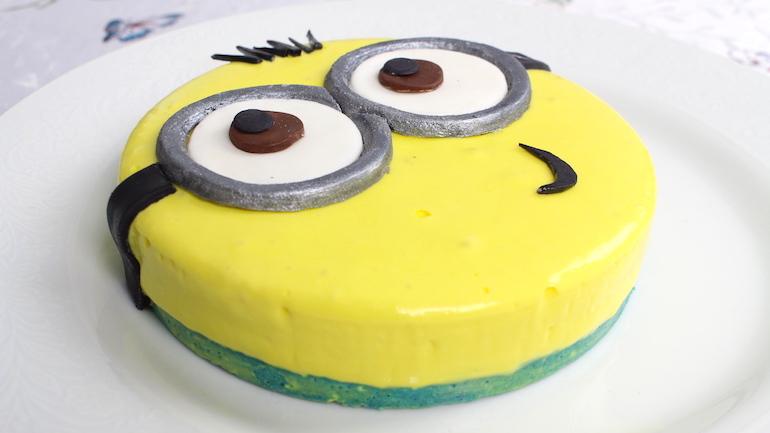 cheesecake dos minions