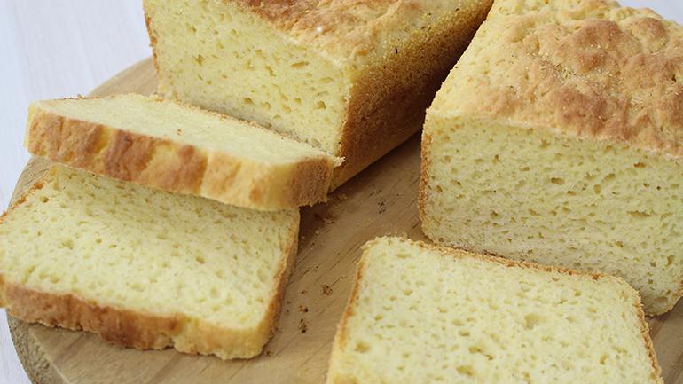 O Melhor Pão Sem Glúten e Sem Lactose