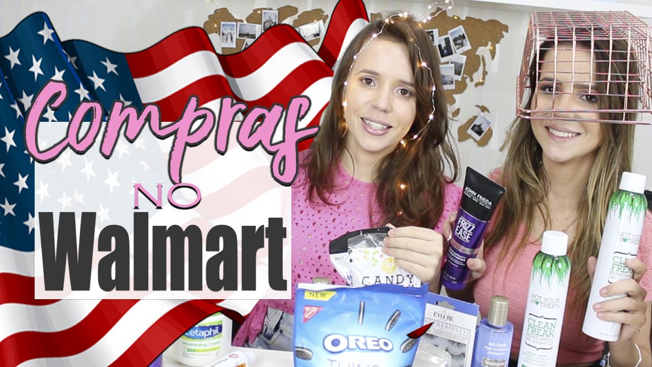 Compras Walmart em Nova Iorque
