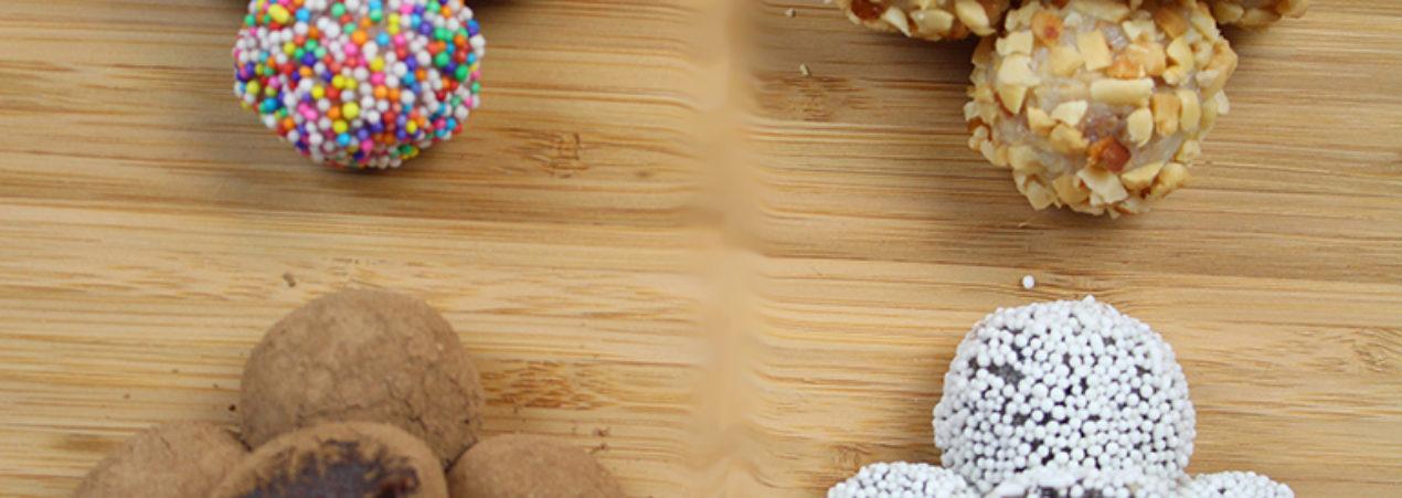 4 Receitas Fáceis de Brigadeiro – Nutella, Oreo, Paçoca e Morango