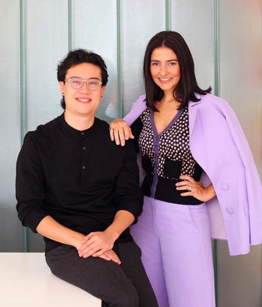 Rodrigo Ohtake e Alice Ferraz