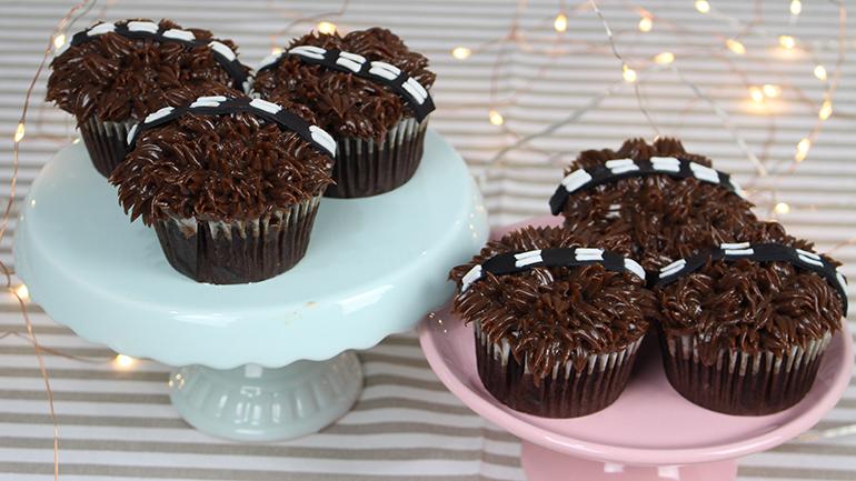 cupcake star wars