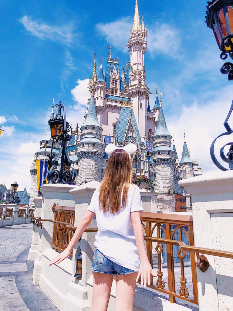 Foto Tumblr na Disney Magic Kingdom