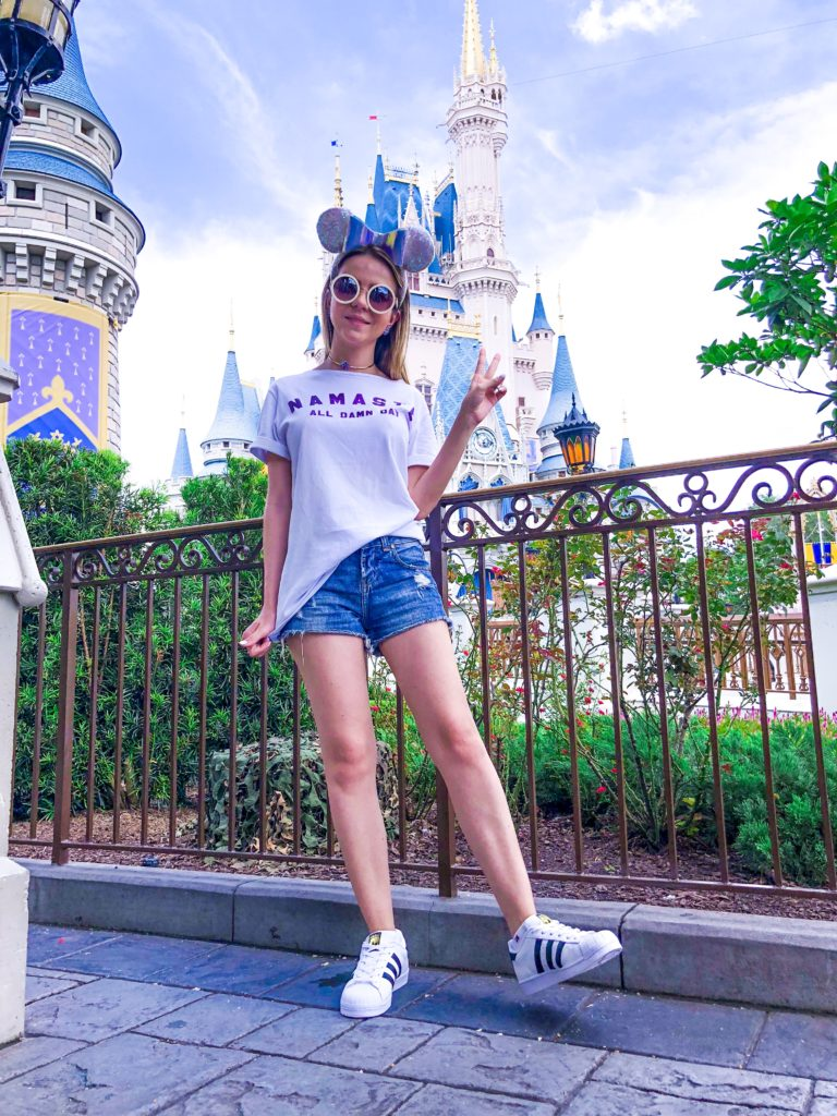 Foto Tumblr na Disney Magic Kingdom